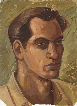 Amrit Desai Portrait
