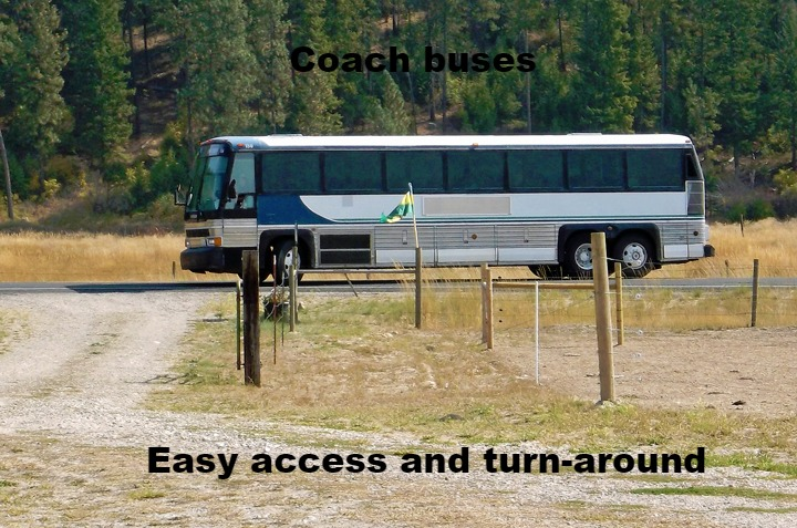 Coach Tour Buses