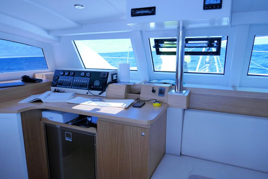 Carré - Catamaran C-Cat 37 Sea Spell en location à Hyères