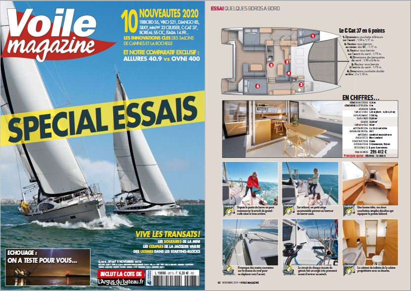 Voile Magazine - Novembre 2019