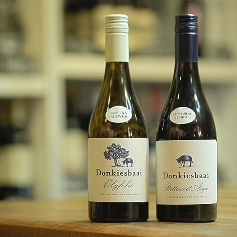 Donkiesbaai Wines