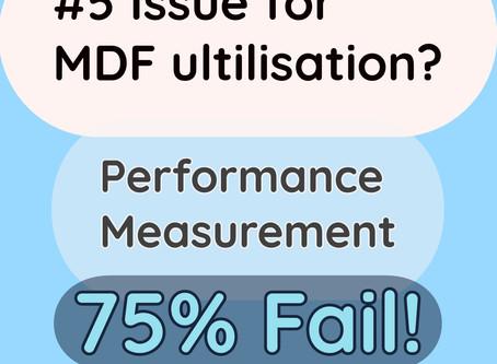 MDF Utilisation Issue Countdown #5
