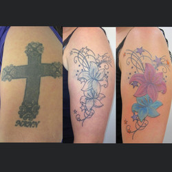 Fading & Cover Up