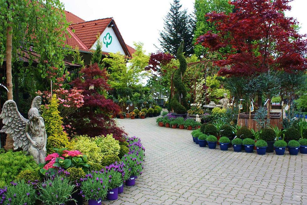 Gartengestaltung Gartendeko