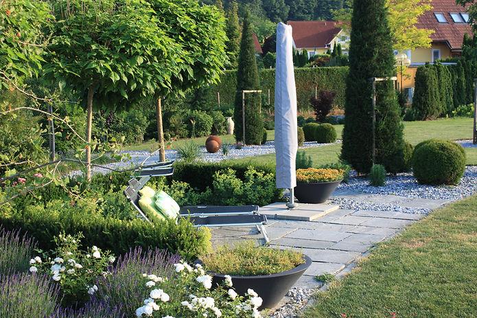 Gartenbau und Gartengestaltung