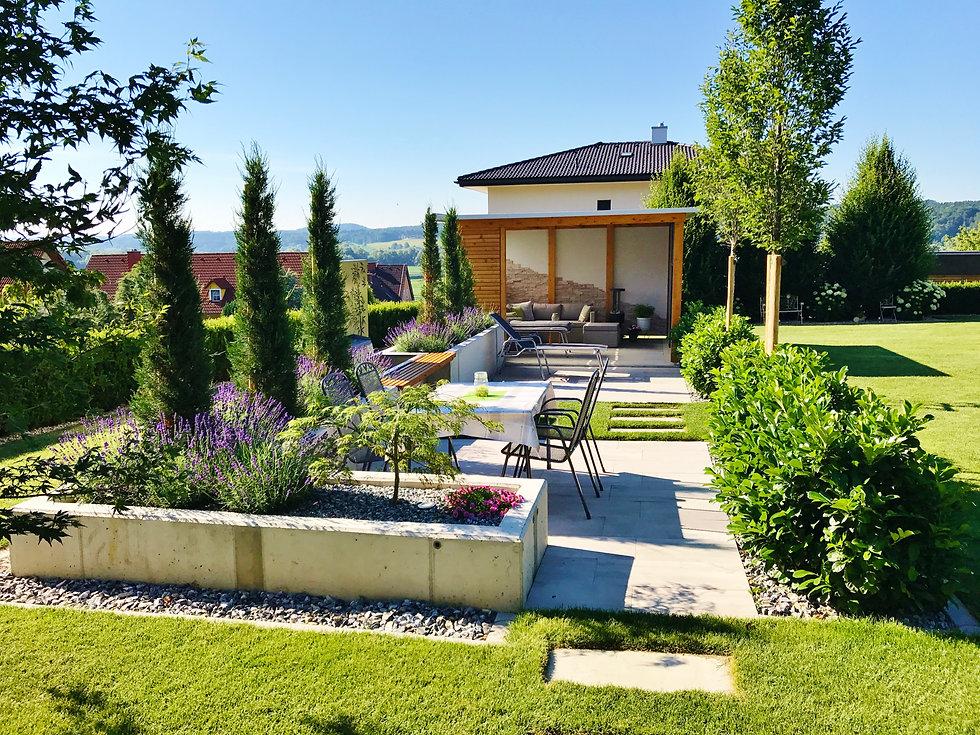 Gartenbau Matzer Gartengestaltung
