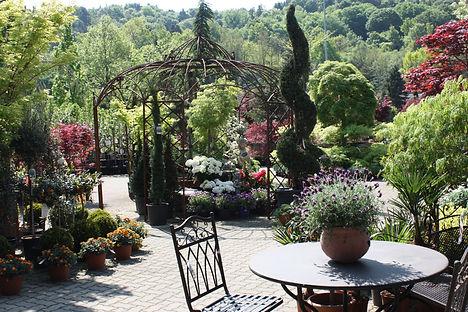 Eisenmöbel Gartencenter
