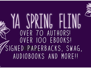 YA Spring Fling Author Interview with Faith McKay