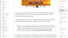 Shoreline Area News: 3rd Annual Multi-Cultural Festival Jul 15 includes Ghanian ceremony for install