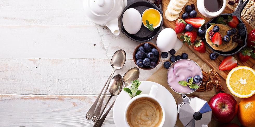 Frühstück mit Gott
