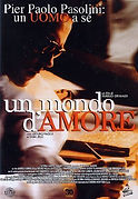 "LOCANDINA film ""un mondo d'amore"""