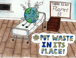 Put Waste in its Place