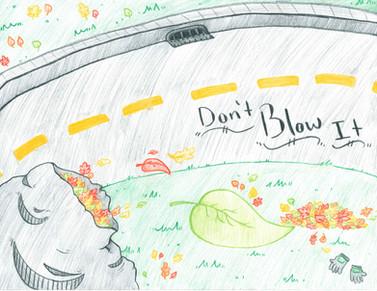 Don't Blow It