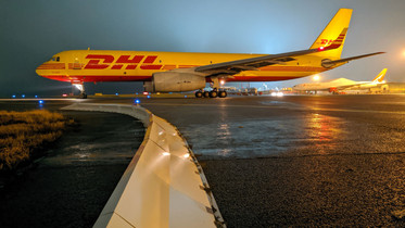 DHL Safety, airplanes safety, nafpi