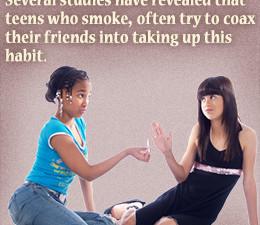 Smoking Changed My Life..