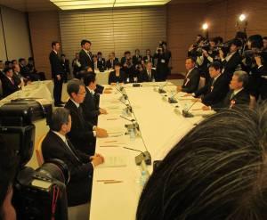 経済財政諮問会議2