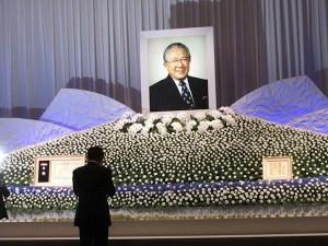 瀬戸雄三先輩にお別れを申し上げてきました