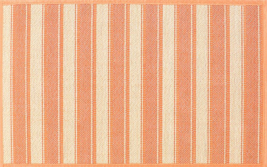 Циновка бамбуковая 0,5x0,8 (ОРАНЖЕВЫЙ)
