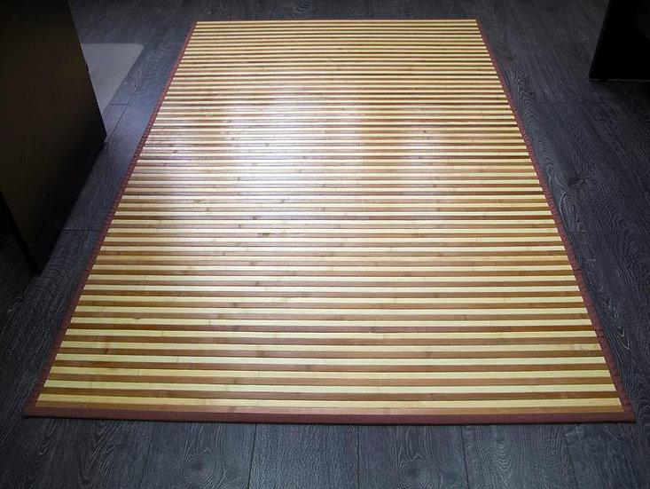 Циновка бамбуковая 1,2х1,8 (МИКС)