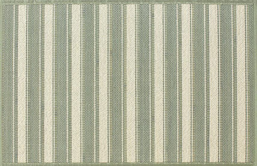Циновка бамбуковая 0,5x0,8 (ЗЕЛЕНЫЙ)