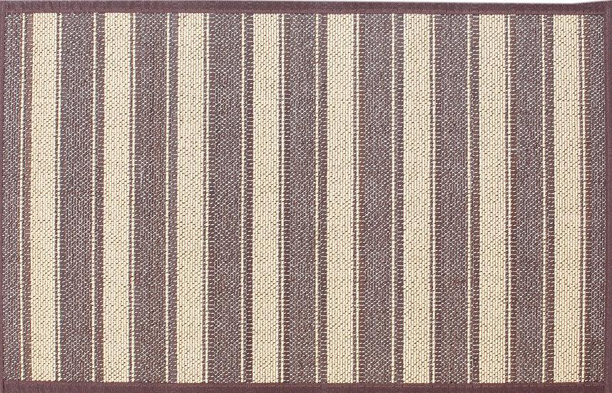 Циновка бамбуковая 0,5x0,8 (КОРИЧНЕВЫЙ)