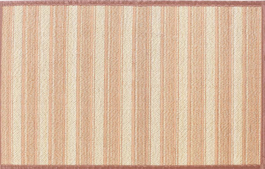 Циновка бамбуковая 0,5x0,8 (БЕЖЕВЫЙ)
