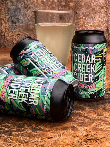 Cedar Creek Cider
