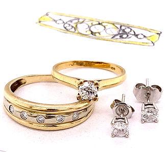 custom-jewellery-newcastle-sketch