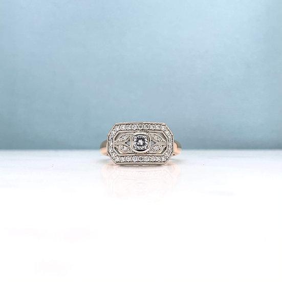 Diamond Deco Ring