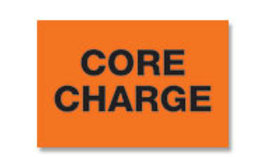 Core Charge $300