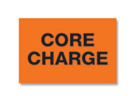 Core Charge $100