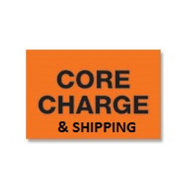 Core Charge & Shipping - per lower unit