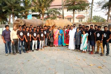 TREC Team and Mayor at Fort Kochi.jpg