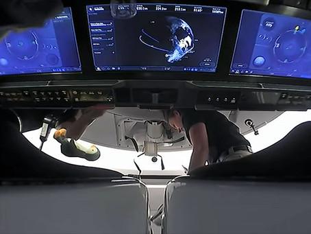 Thomas Pesquet est en route pour l'ISS