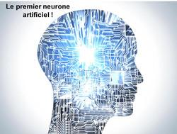 Le premier neurone artificiel