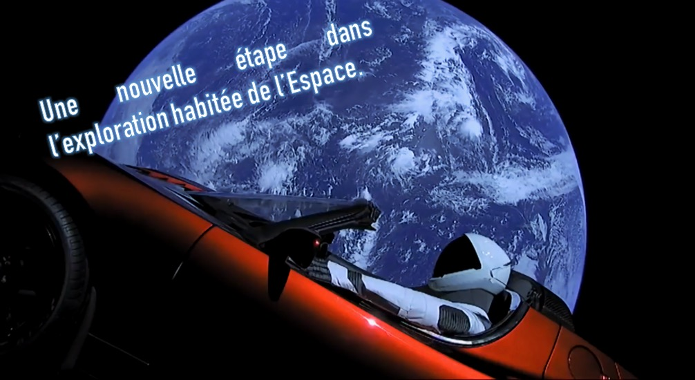 L'exploit de Space X