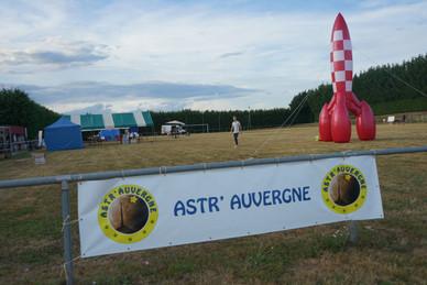 Astr'Auvergne 2018 à Isserteaux
