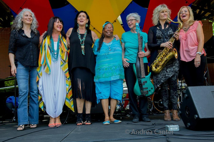 Twin Cities Jazz Festival- Patty Peterson and the Jazz Women All-Stars