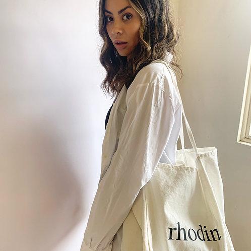 Rhodin Canvas Tote Bag