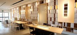 Light company showroom