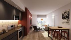 Housing project Philadelphia