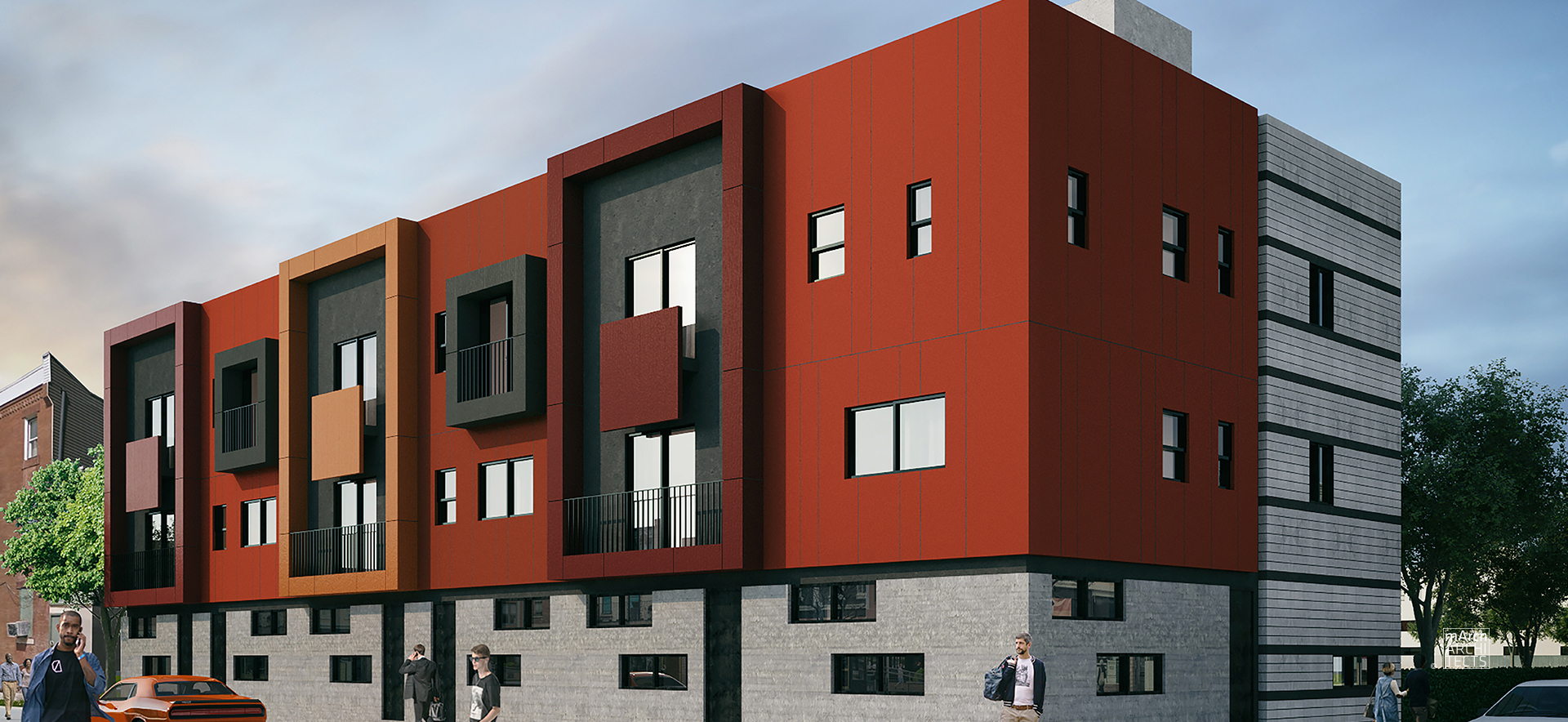 06 | Townhouse cluster