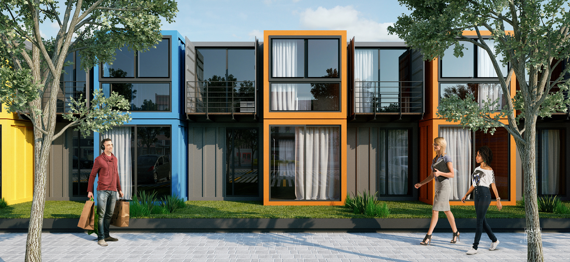 04 | Container House