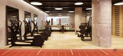 Gym complex