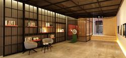 Historical warehouse conversion