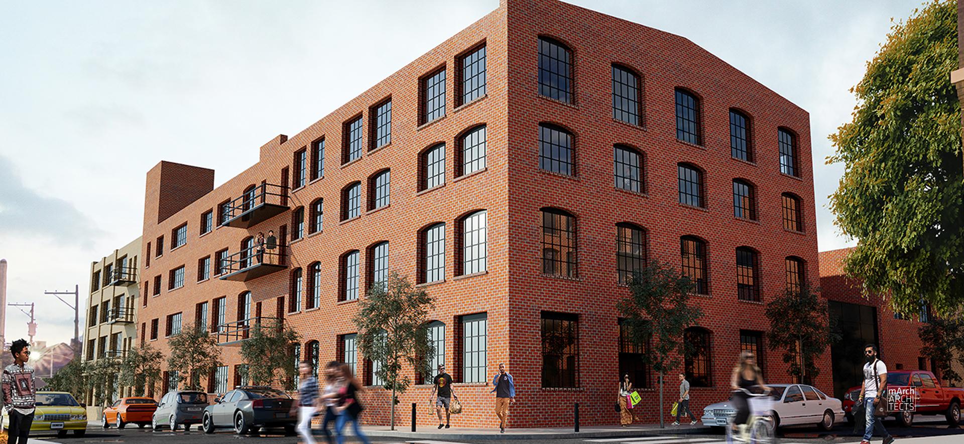 03 | Historical warehouse conversion