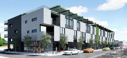 Housing project Philadelphial