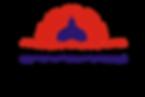 Bajadentistry logo odontologia integral de mexico logotipe logotipo transparent red blue teth sun
