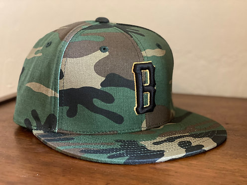 2020 4th of July Camo Hat
