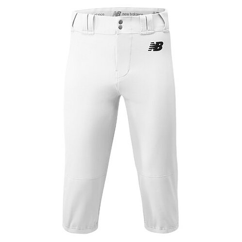 New Balance White Knicker Game Pants